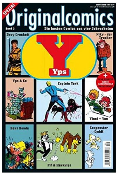 YPS Orginalcomics