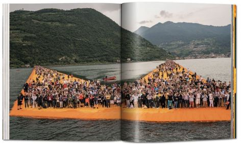 Christo: The Floating Piers