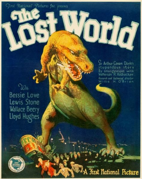 Versunkene Welt – The Lost World