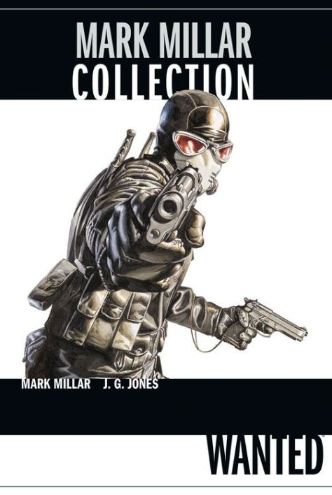 Mark Millar Collection: Bd. 1: Wanted