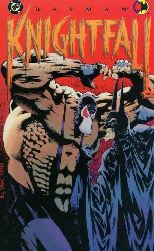 Batman: Knightfall - Comic-Klassiker als Hörgenuss