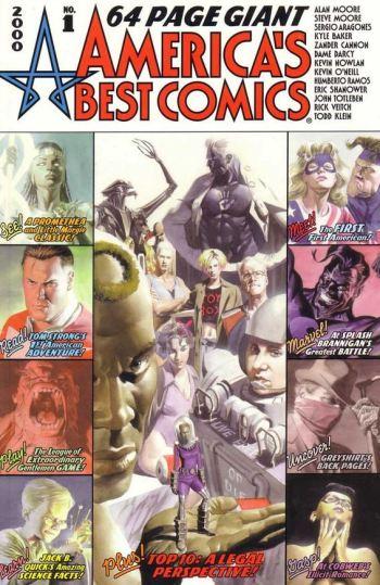 Alan Moore: America´s Best Comics