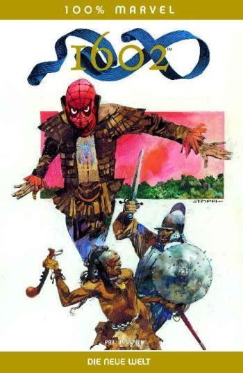 Neil Gaiman: Marvel 1602