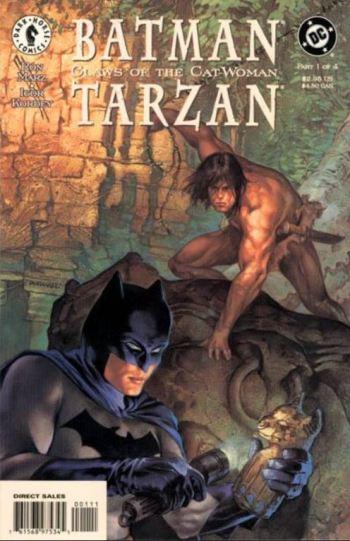 DC-Crossover: Batman/Tarzan