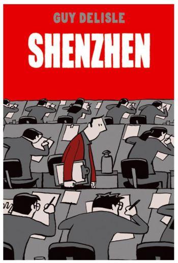 Guy Delisle: Shenzhen