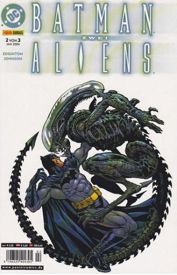 BATMAN/ALIENS