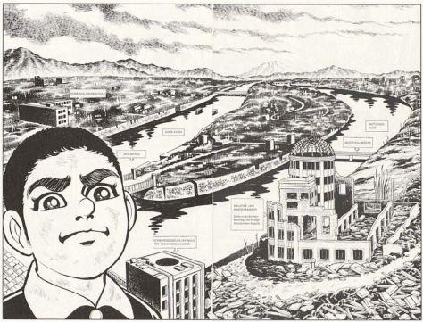 Keiji Nakazawa: Barfuss durch Hiroshima