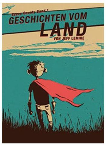 Jeff Lemire: Essex County