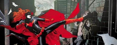Batwoman: Das Klagelied der Fledermaus