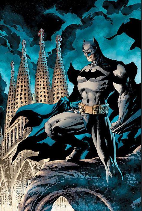 Batman in Barcelona