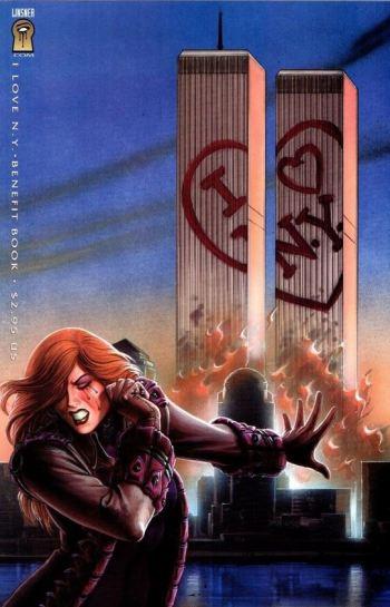 Comics zum 11. September