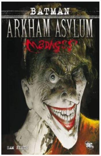 Batman – Arkham Asylum: Madness