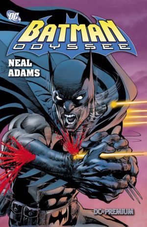 Neal Adams: Batman Odyssee