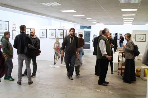 Isabel Kreitz Ausstellung