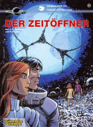 Valerian & Veronique # 21 : Der Zeitöffner