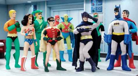 Robot Chicken - DC Comics Special