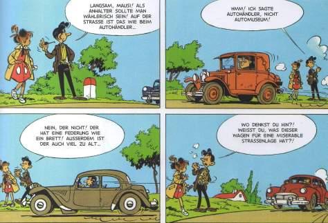André Franquin: Mausi und Paul