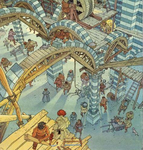 Hermann: Die Türme von Bos-Maury