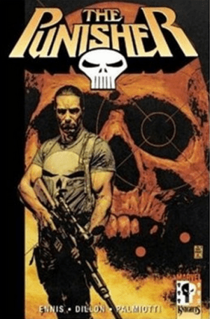 Punisher: Welcome Back, Frank