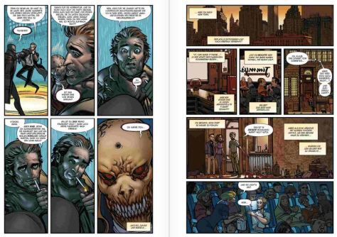 Hellblazer 1: Die giftige Wahrheit