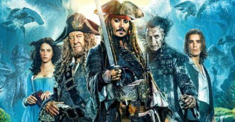Pirates of the Caribbean 5: Salazars Rache