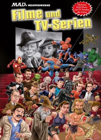 MADs Meisterwerke: Filme und TV-Serien