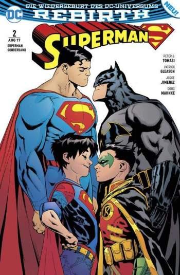 Superman: Super-Söhne