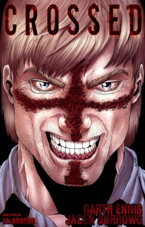 Garth Ennis: Crossed