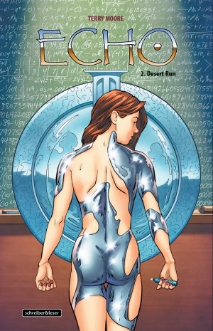 Terry Moore: Echo - Desert Run