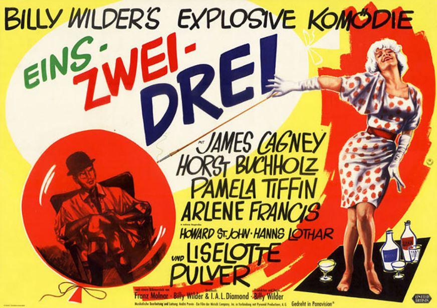 Eins Zwei Drei Billy Wilder