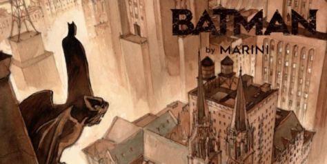 Enrico Marini: Batman - Der Dunkle Prinz