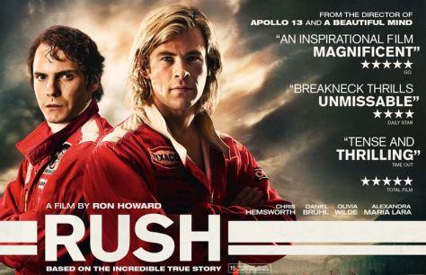 Rush: Alles für den Sieg