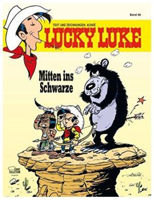 Lucky Luke # 96: Mitten ins Schwarze