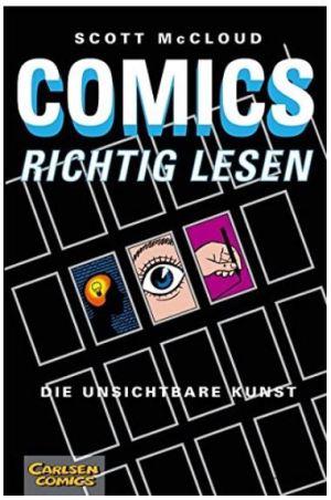 Scott McCloud: Comics richtig lesen
