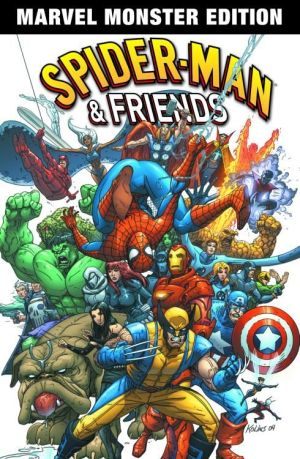 Spider-Man & Friends - Marvel Team-Up