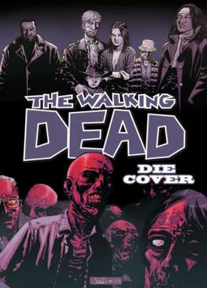 The Walking Dead - Die Cover