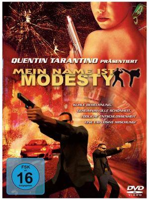 Mein Name ist Modesty