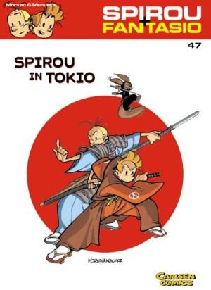 Spirou in Tokio