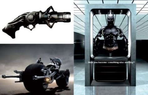 Batman: Das Making-of der Dark Knight Trilogie