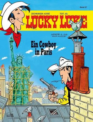 Lucky Luke # 97: Ein Cowboy in Paris