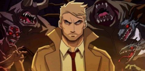 DC Constantine: City of Demons