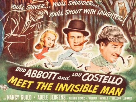 Abbott & Costello treffen die Hollywood-Monster