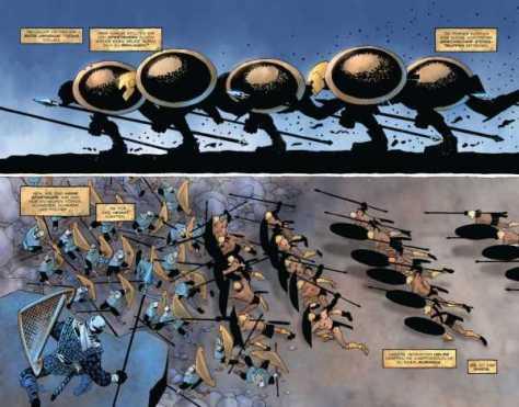 Frank Miller: Xerxes