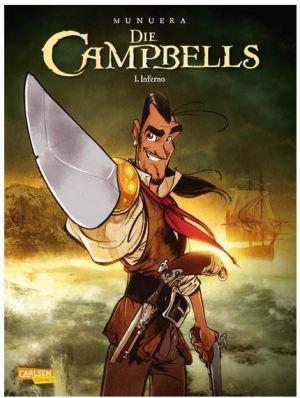 José Luis Munuera: Die Campbells