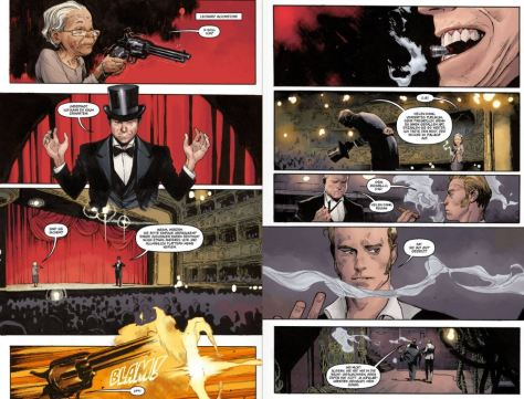 Mark Millar: The Magic Order