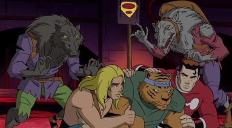 Kamandi: The Last Boy on Earth!