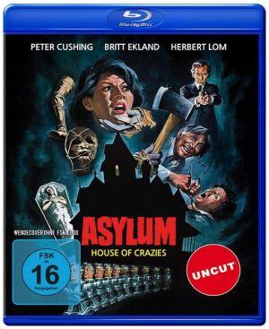 Asylum - Irrgarten des Schreckens