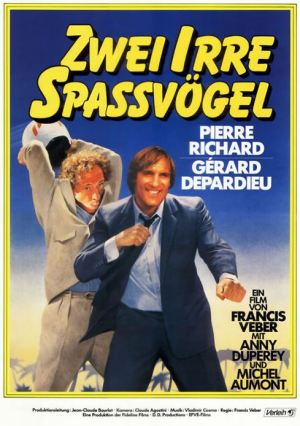 Pierre Richard & Gérard Depardieu