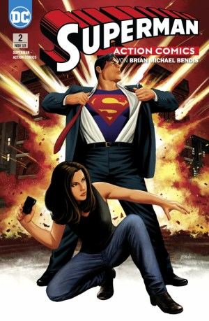 Superman – Action Comics #2: Leviathan erwacht