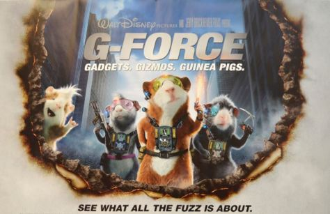 Walt Disney: G-Force